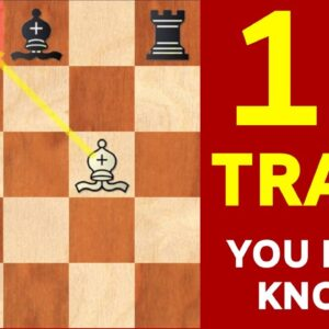 10 Opening Traps Every Chess Player Should Know!