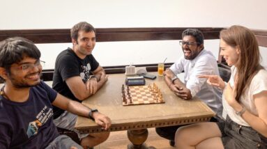 A more fun way to play chess...