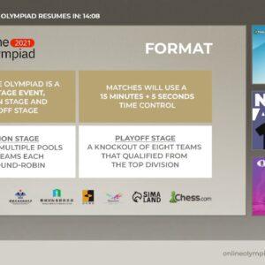 "FIDE Online Olympiad | Division 3 Day 1 | Hosts: Wouter ""Bikfoot"" Bik and GM Roeland Pruijssers"