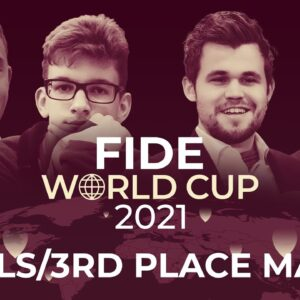 Carlsen Goes For An Exchange Sacrifice | FIDE World Cup
