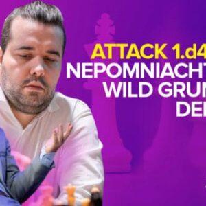 carlsen versus nepomniachtchi will we see nepos wild grunfeld