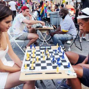 Chess Hustler Immediately Knew I Was Good