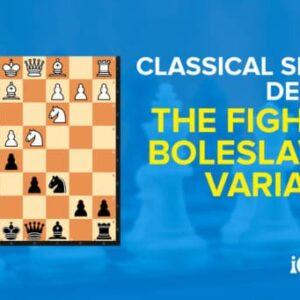 classical sicilian defense the fighting boleslavsky variation