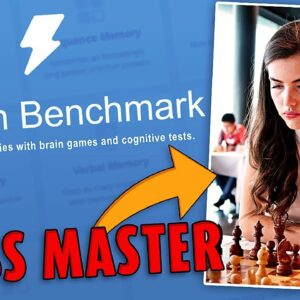 Do Chess Masters REALLY Have A Good Memory?