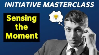 Fischer shows how to grab the INITIATIVE | Sensing the moment in a chess game