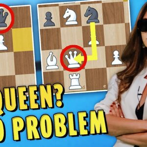 How to beat TITLED players with BOTEZ GAMBIT