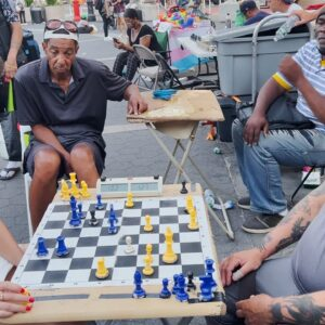"""I Challenged """"Russian Paul,� The Strongest Chess Hustler in NYC"""