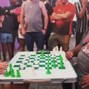I Played Chess Hustlers in Times Square