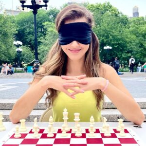 I Played Chess in Union Square Blindfolded