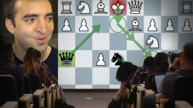 I Tried Taking Down the University of Chicago Chess Team