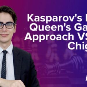 kill the chigorin defense with the queens gambit kasparov style