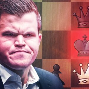 Magnus Carlsen Gets Violently Checkmated