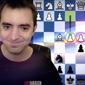 My Best Chess Game from Las Vegas 2021 | National Open Round 5