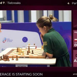 Carlsen vs Duda: FIDE World Cup Semifinals | Hosts: GMs Naroditsky and Hou Yifan