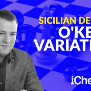 sicilian defense okelly variation im robert ris ichess club