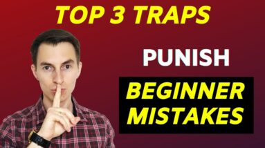 Top 3 Opening Traps To PUNISH Beginner Mistakes
