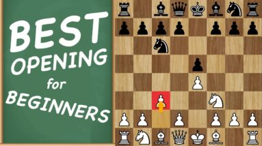 A Beginner Lesson in the Ponziani Opening