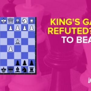 counter the kings gambit with the falkbeer counter gambit