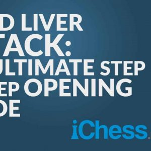 fried liver attack how to play this aggressive chess opening