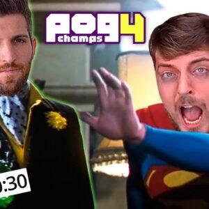 Harry Mack Finds Mr.Beast's Kryptonite