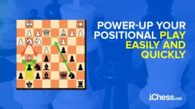 how to get better positions in chess