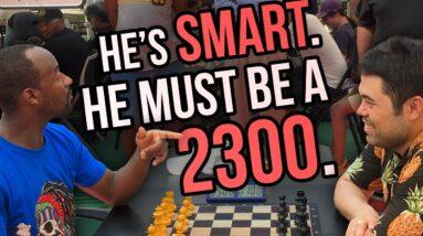 How To Troll A Super Grandmaster