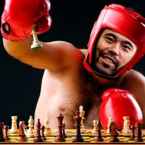 I Want to Chessbox Against Magnus Carlsen