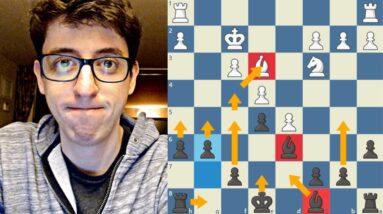 Kostya's 2021 Vegas Open | Round 1 vs. Jeffrey Serna (1981 FIDE)