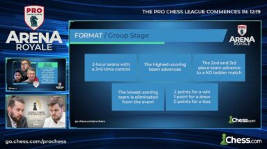 PCL Arena Royale - Group Stage | Hosts Mekhitarian and Rudolf | !format !results
