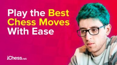 learn to find the best chess moves
