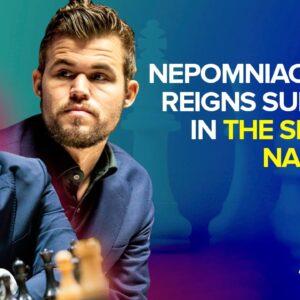 nepomniachtchi versus carlsen preview nepo beats the najdorf