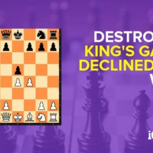 pounding the kings gambit declined