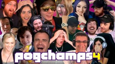 The Best Moments of PogChamps 4