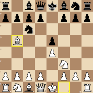 the ruy lopez opening how to play it as white and black