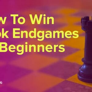 your winning rook endgame strategy