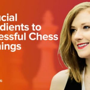 4 steps to get your chess openings right