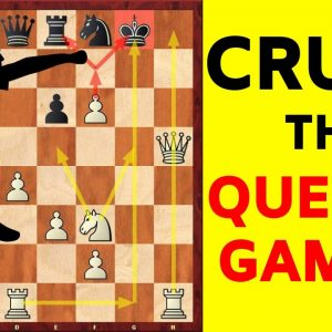 An Attacking Line Against the Queen's Gambit