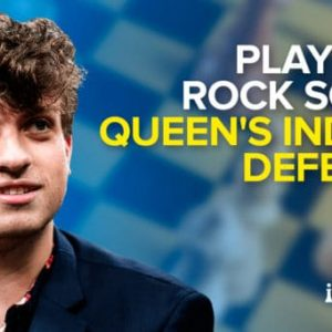 dont suffer a meltdown vs 1 d4 play the queens indian defense