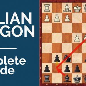 sicilian dragon complete guide
