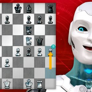 Stockfish Chess Engine Explains The Immortal Chess Game